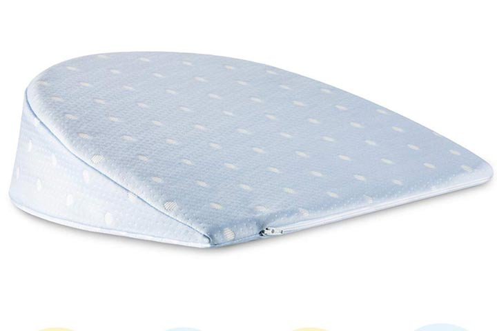 The White Willow Wedge Maternity Pillow