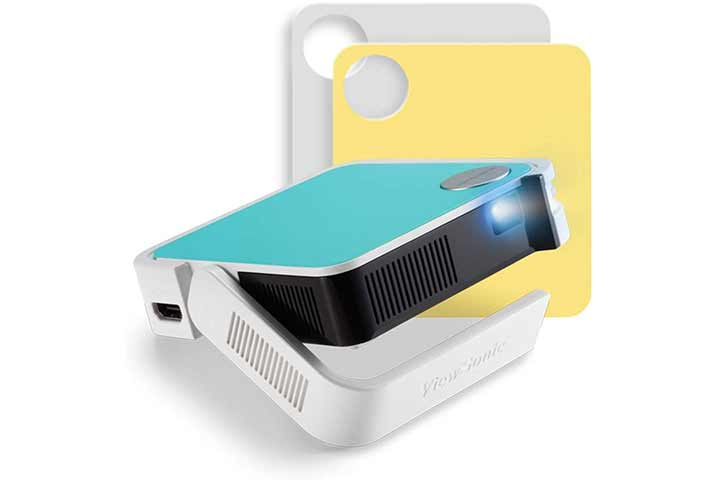 ViewSonic M1 Mini Portable LED Projector