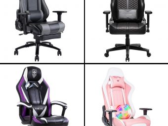 11 Best Gaming Chairs For Big And Tall People, In 2021