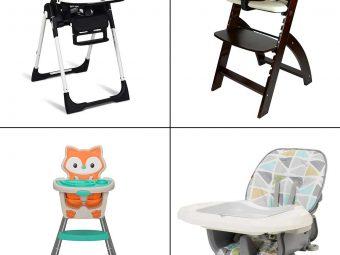 11 Best High Chairs for Small Spaces in 2021