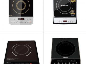 11 Best Induction Cooktops In India In 2021