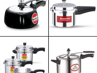 11 Best Pressure Cookers In India In 2021