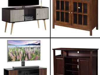 11 best solid wood tv stands in 2021