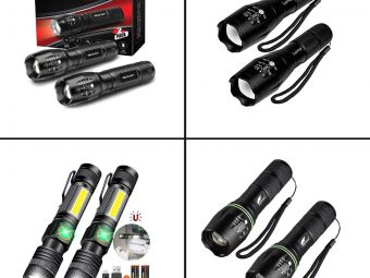 13 Best Camping Flashlights To Buy In 2021