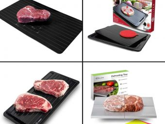 13 Best Defrosting Trays To Buy In 2021