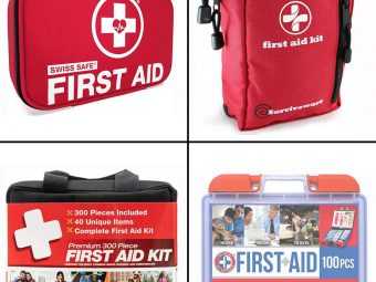 13 Best First Aid Kits For Camping In 2021