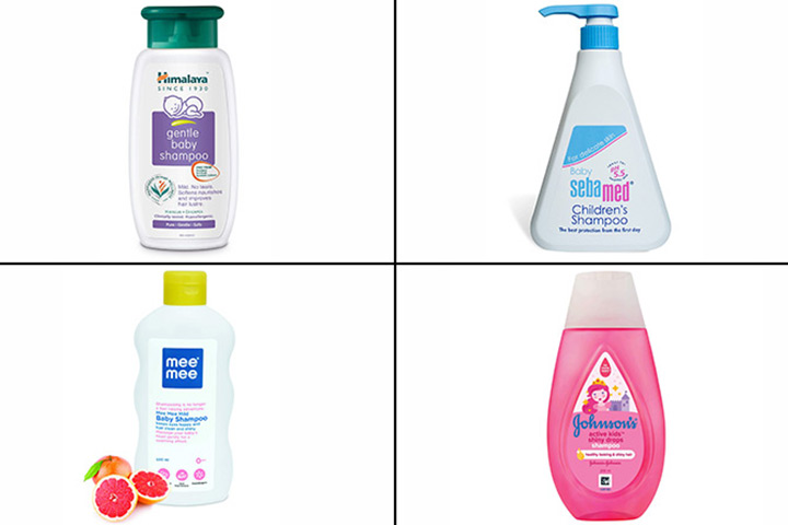 13-Best-Shampoos-For-Kids-In-India-In-2020
