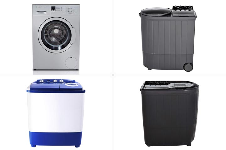 13 Best Washing Machines In India 2020