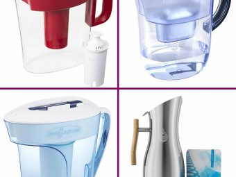 13 Best Water Filter Pitchers To Buy In 2021