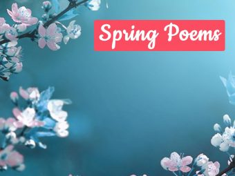 25+ Refreshing And Beautiful Spring Poems For Kids
