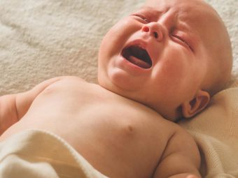 6 Reasons Why Babies Cry In Sleep And How To Soothe Them