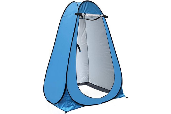 Anngrowy Pop-up Privacy Tent Shower