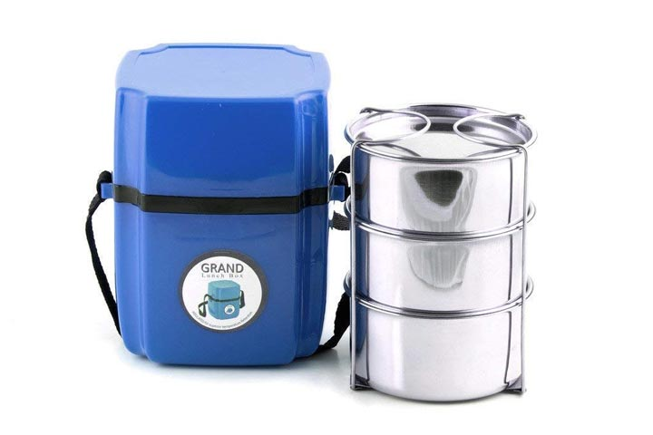 BSPA Stainless Steel Lunch Box