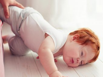 Baby Fell Off Bed: What To Do And Tips To Prevent It