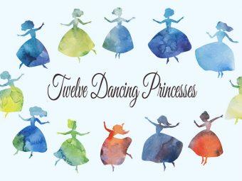 नृत्य करने वाली - बारह राजकुमारियों की कहानी | Bara Rajkumari Ki Kahani