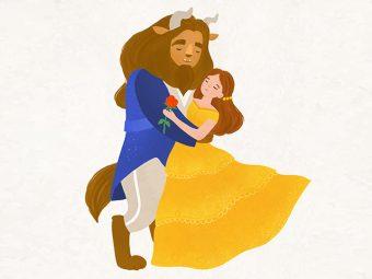 ब्यूटी और बीस्ट की कहानी   Beauty And The Beast Story In Hindi