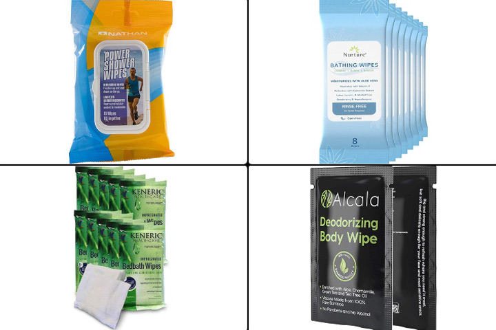 Best Body Wipes For Camping