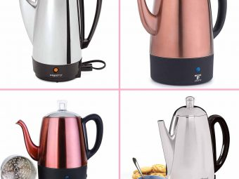 The 11 Best Electric Coffee Percolators Of 2021