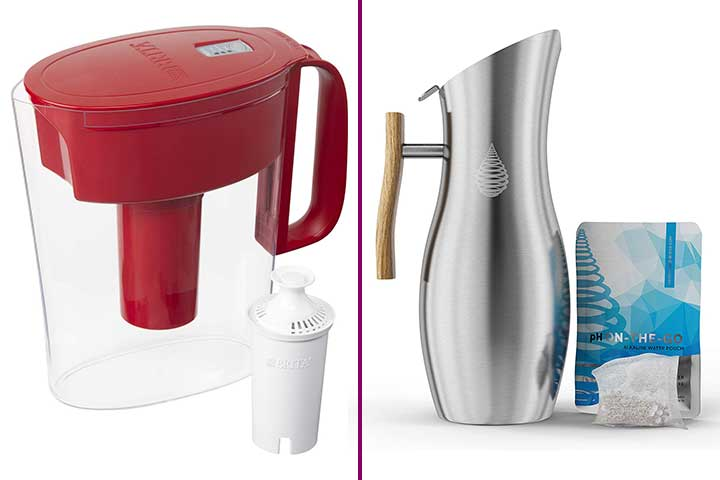 Best Water Filter Pitchers To Buy In 2020