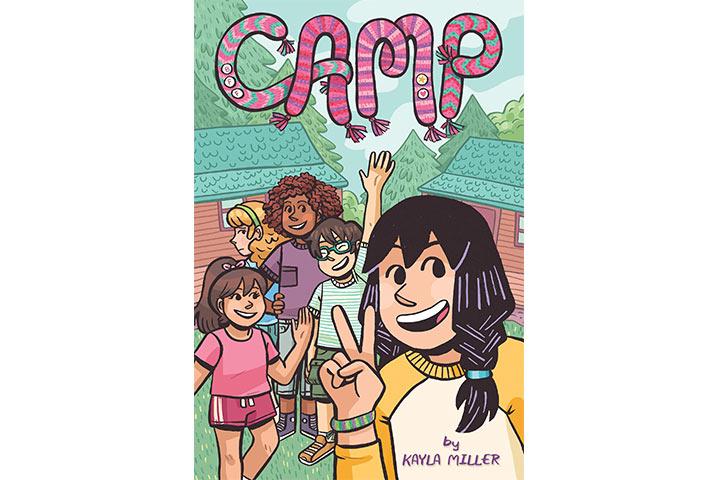 Camp By Kayla Miller