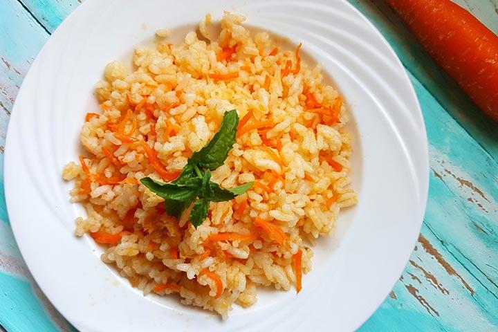 Caret rice