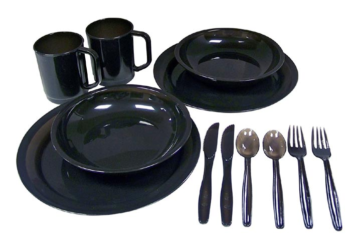 Coleman Two-Person Dinner Set