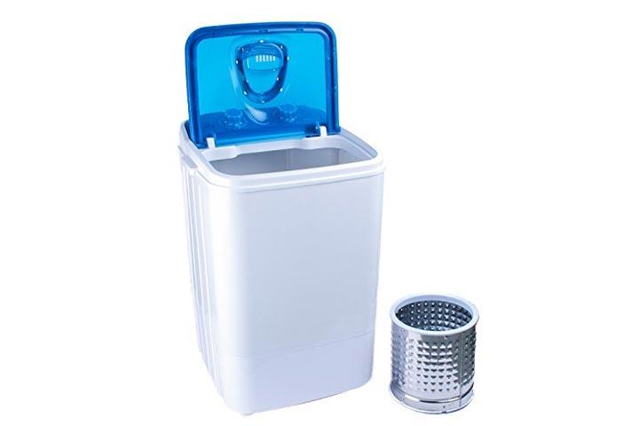 DMR Mini 4.6 kg Washing Machine With Steel Dryer Basket