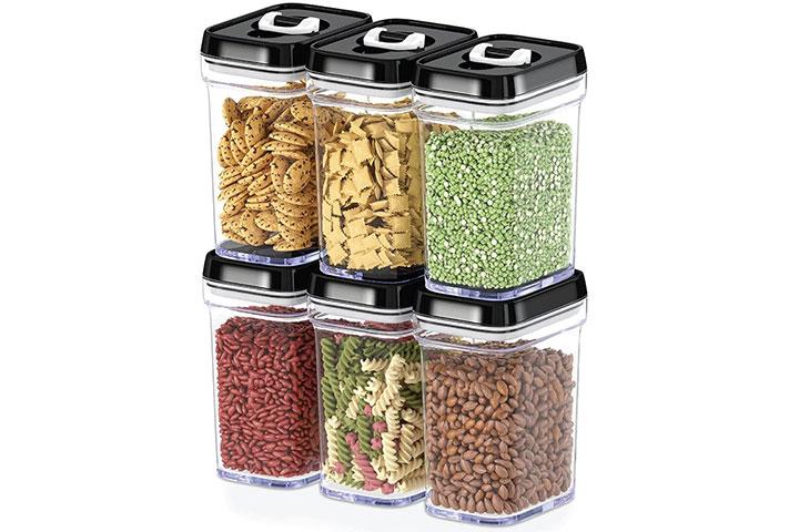 Dwellza Kitchen Airtight Food Storage Containers