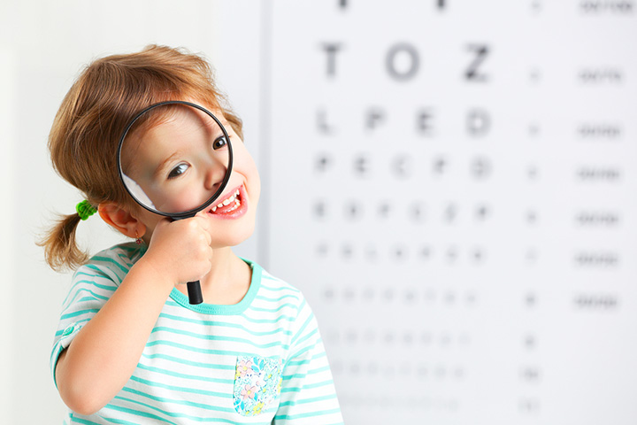 Eyes For Kids Facts Diagram Parts And Functions