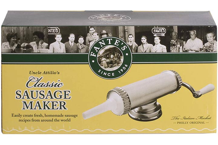 Fante's Classic Sausage Maker