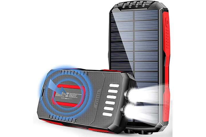 Fkant Solar Charger