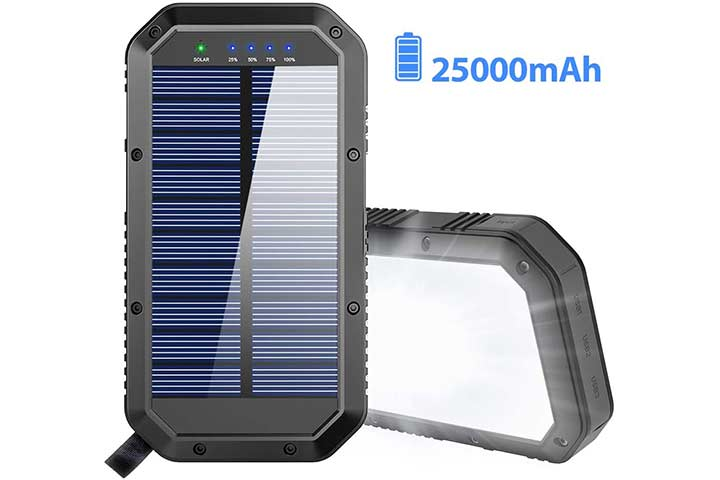 Goer Tek Solar Charger