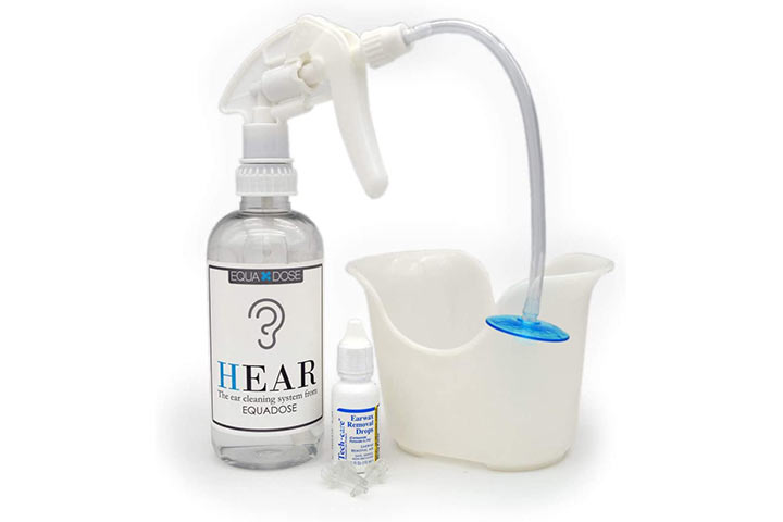 Hear Earwax Removal Kit from Equadose