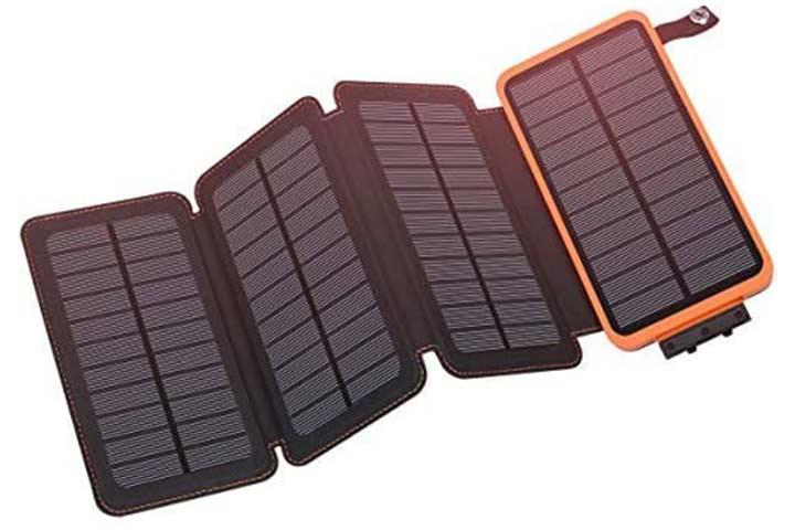 Hiluckey Outdoor Portable Power Bank