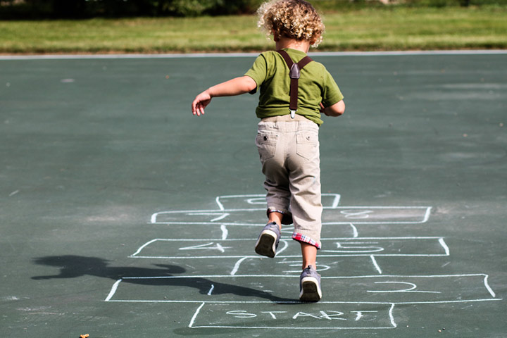 How Is Hopscotch Useful For Kids