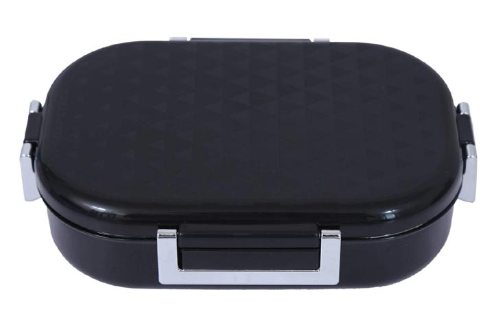Jaypee Stainless Steel Lunch Box