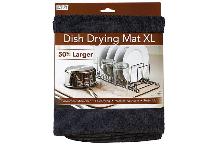Kitchen Basics XL Dish Drying Mat
