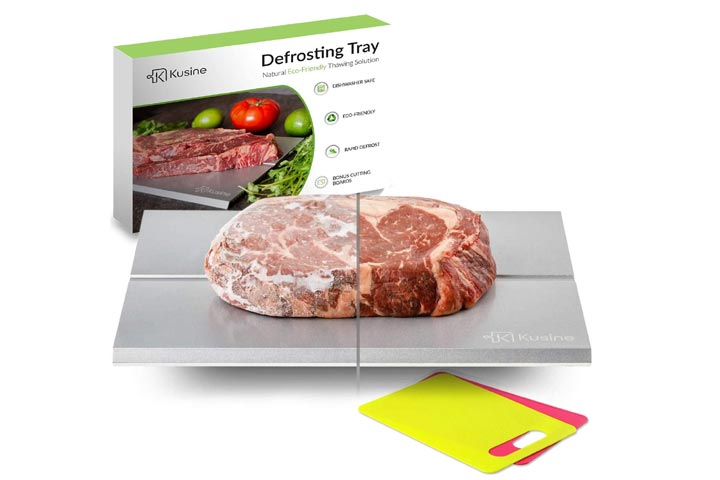 Kusine Defrost Tray and Thawing Plate