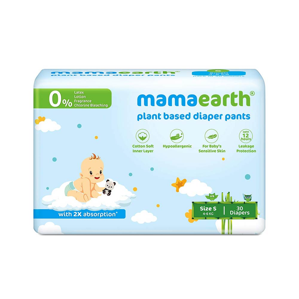 Mamaearth Plant Based Diaper Pants