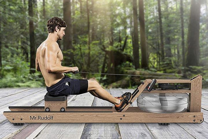 Mr. Rudolf Rowing Machine