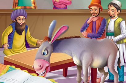 मुल्ला नसरुद्दीन और बेईमान काजी की कहानी   Mulla Nasruddin Aur Beiman Kaji