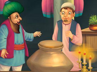 खुशबू की कीमत - मुल्ला नसरुद्दीन की कहानी | Mulla Nasruddin Aur Khushboo Ki Kimat