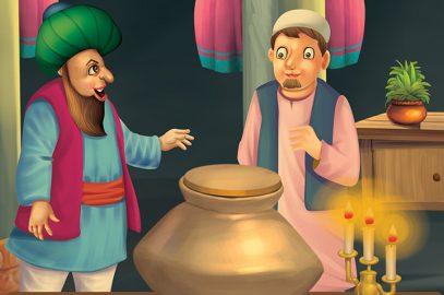 खुशबू की कीमत - मुल्ला नसरुद्दीन की कहानी   Mulla Nasruddin Aur Khushboo Ki Kimat