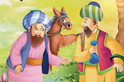 मुल्ला नसरुद्दीन और बेचारे पर्यटक की कहानी   Mulla Nasruddin Aur Paryatak