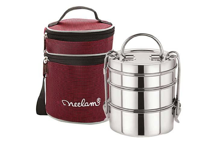 Neelam Expresso Dura-Hot Lunch Box