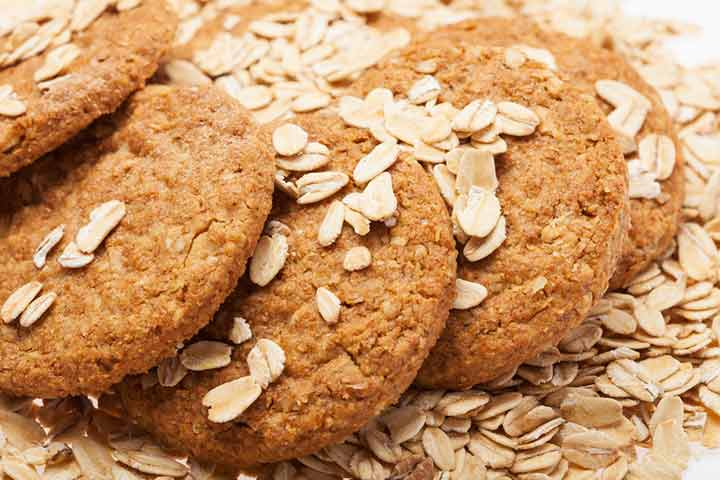 Oats biscuit