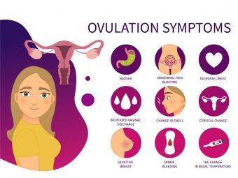 ओवुलेशन (डिंबोत्सर्जन) के 7 प्रमुख लक्षण व गर्भधारण    Ovulation Signs And Symptoms In Hindi