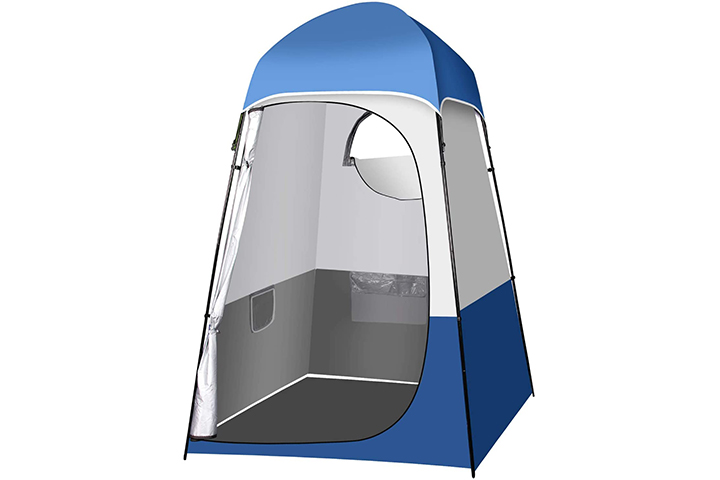 Qdreclod Shower Tent