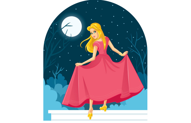 Rajkumari And Moon Toy Story In Hindi