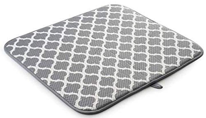 SRENTA Dish Drying Mat